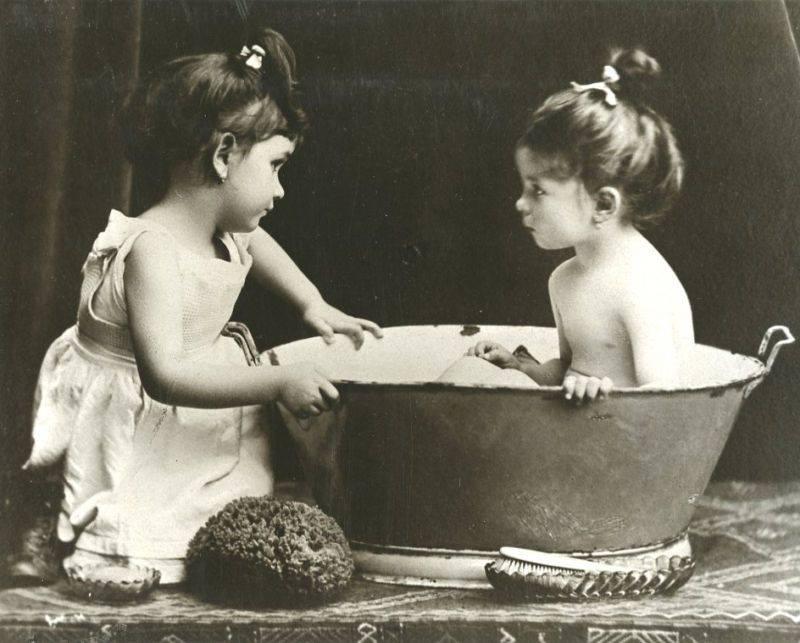 La vasca del bagnetto
