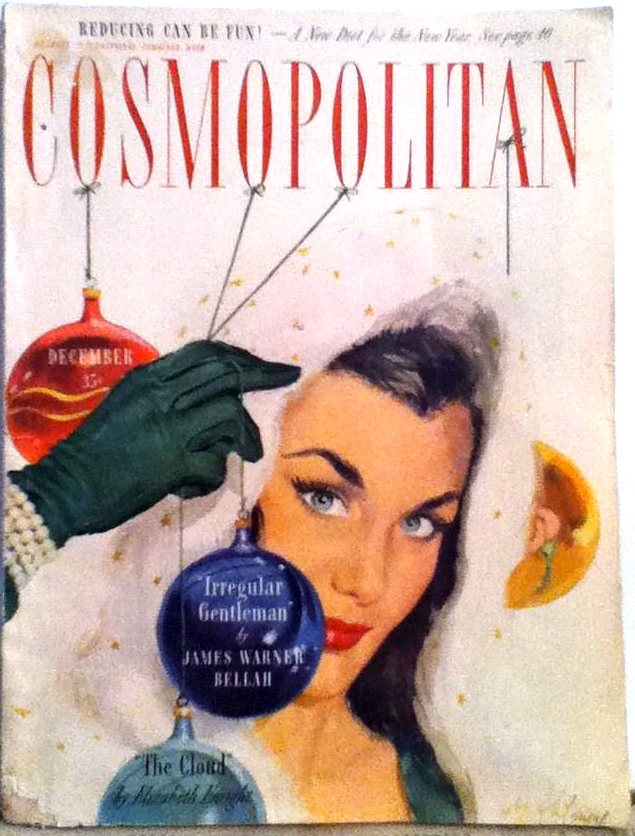Cosmopolitan 1947 The inverted forest, Salinger