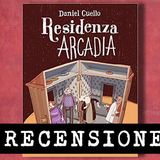 Residenza Arcadia di Daniel Cuello
