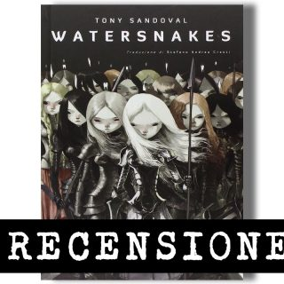 Watersnakes di Tony Sandoval