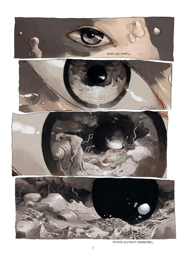 Watersnakes di Tony Sandoval
